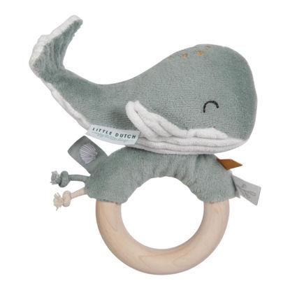 Ringrassel Wal - Ocean mint