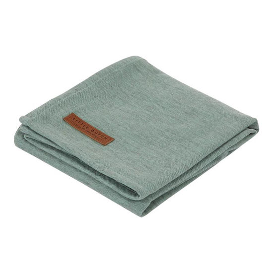 Swaddle Tuch 120 x 120 - Pure Mint