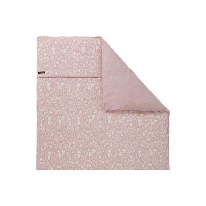 Kissenbezug 80x80 - Adventure Pink