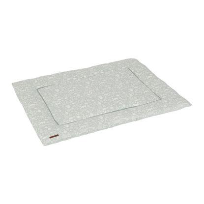 Laufgittereinlage & Krabbeldecke 80 x 100 - Adventure Mint