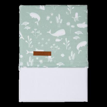 Bettlaken - Ocean Mint