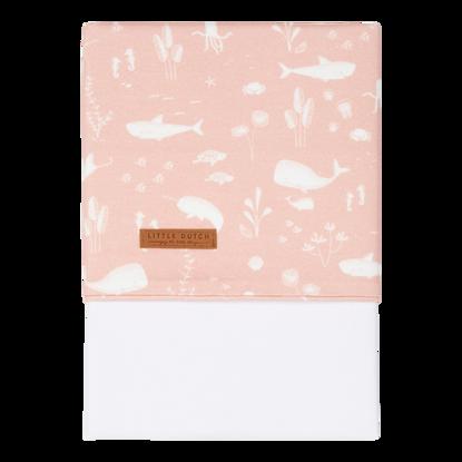 Bettlaken - Ocean Pink