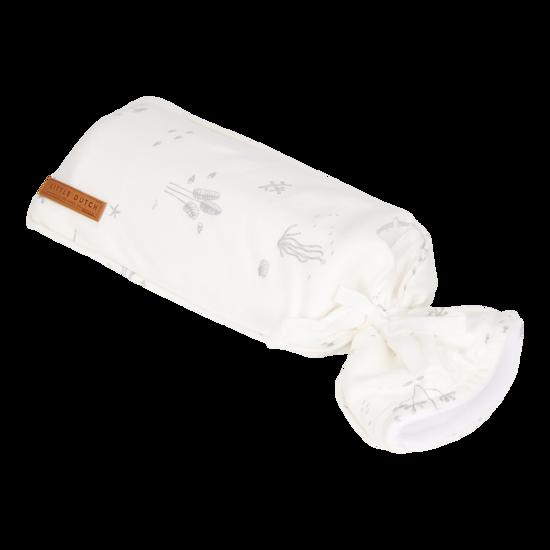 Wärmeflasche Cover - Ocean White
