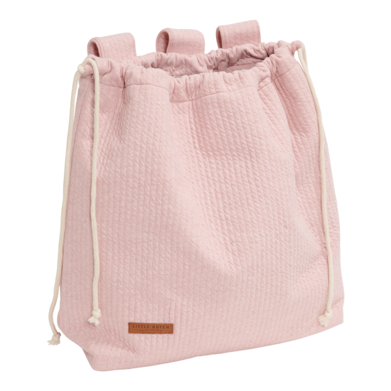 Toy bag - Pure Pink