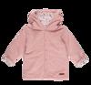 Bild von Baby-Jacke melange rosa  - spring flowers - 68
