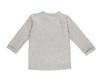 Bild von Baby-Wickelshirt melange grau - 56