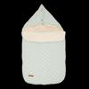 Bild von Einschlagdecke 0+ - Lily Leaves Mint