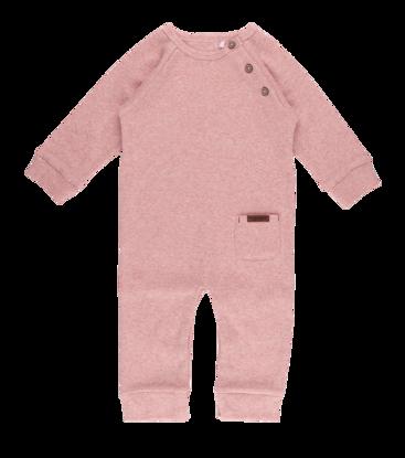Bild von Overall melange rosa - 50