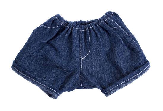 Bild von Jeans Shorts in Drawstring Bag
