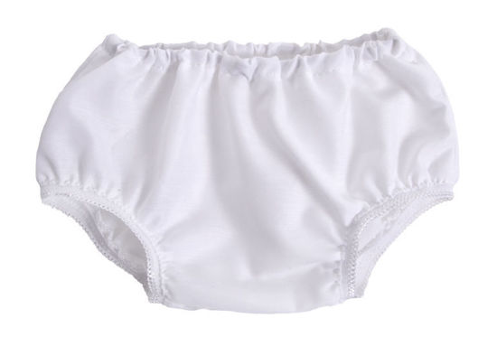 Bild von White Underpants in Drawstring Bag