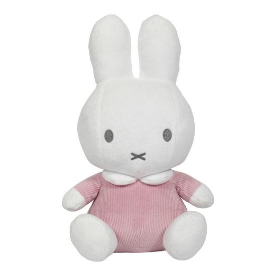 Bild von Miffy Kuscheltier 60 cm Pink baby rib