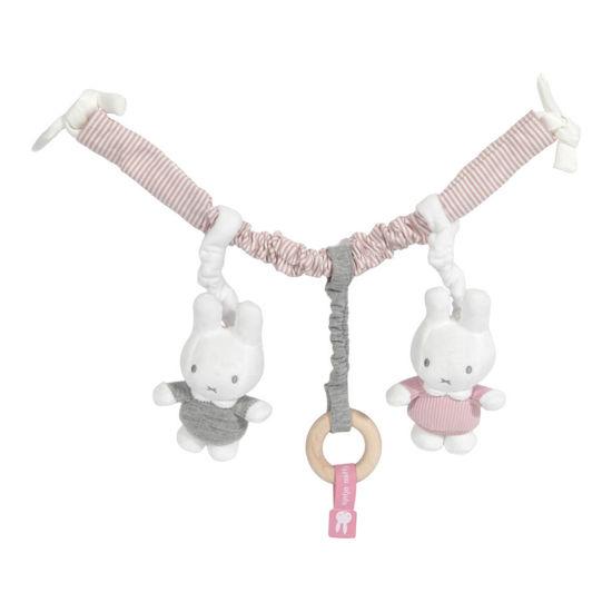 Bild von Miffy Autositz Spiel  Pink baby rib