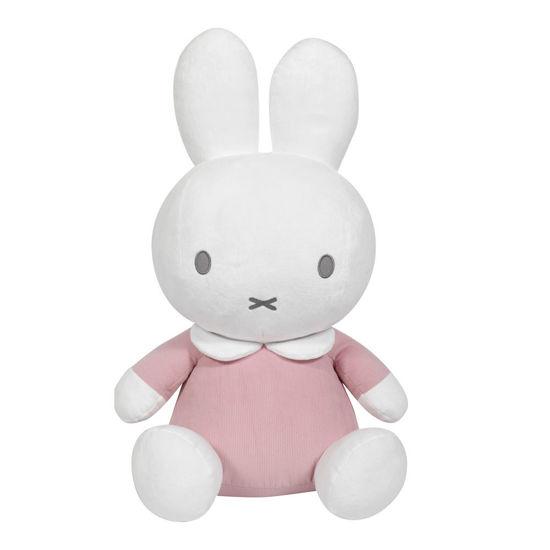 Bild von Miffy Kuscheltier Pink baby rib 32 cm