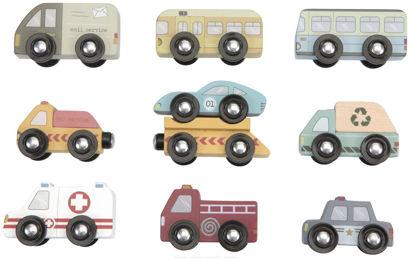 Bild von Autos für Zugset