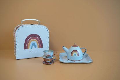 Bild von Tee Set aus Metall Pure and Nature