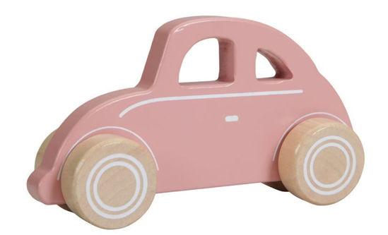 Bild von Auto pink