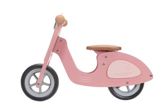Bild von Laufrad Roller pink