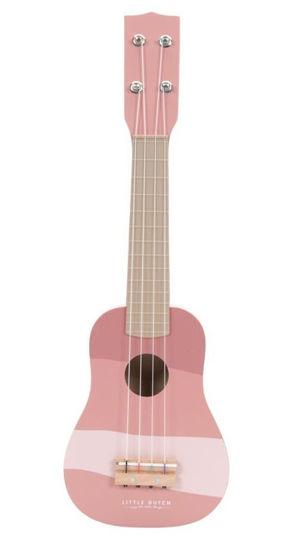 Bild von Gitarre pink