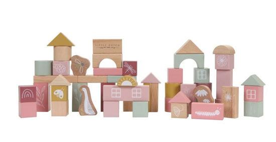 Bild von Bausteine pink