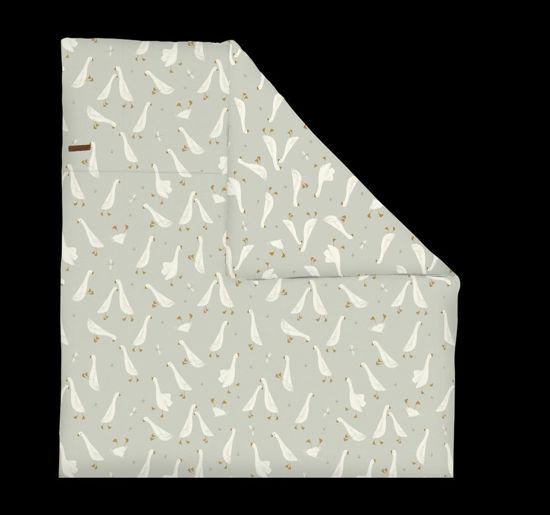 Bild von Bezug für Wiegedecke Little Goose
