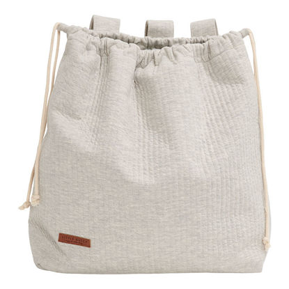 Toy bag - Pure Grey