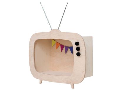 """Bild von Fernsehregal """"Tiwi"""""""