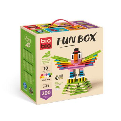 Bild von Fun Box - mit 200 Steinen