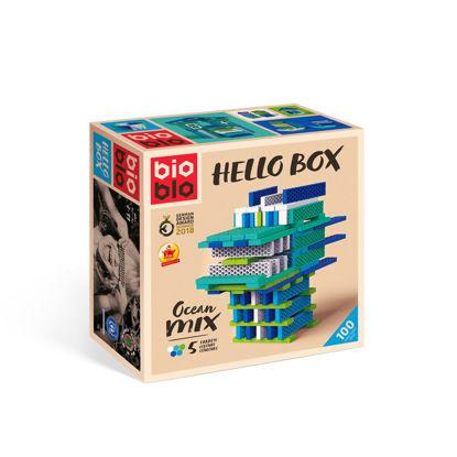 Bild von Hello Box Ocean Mix - 100 Steine