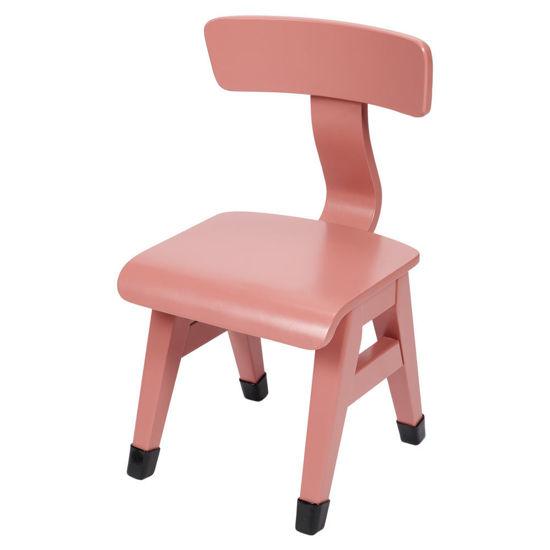 Bild von Stuhl pink